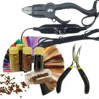 наращивание волос инструменты