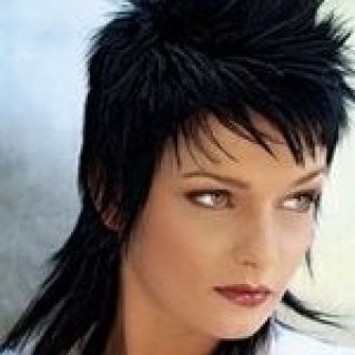 женские прически ежиком на средние волосы фото