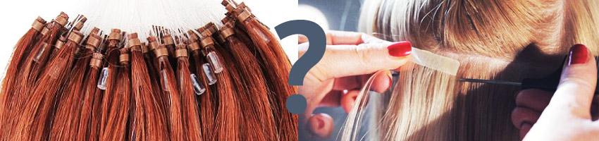 Наращивание волос виды Какое наращивание бывает