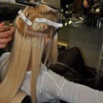 Ультразвуковое наращивание волос