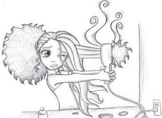 последствия наращивания волос