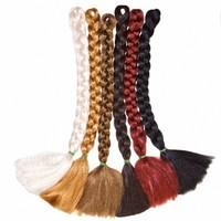 Синтетические волосы для наращивания