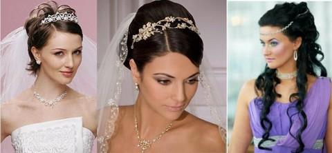 Свадебные прически, 280 фото красивых свадебных