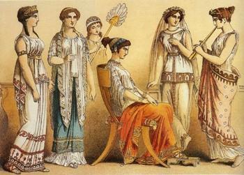 Гетеры в Древней Греции