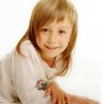 Стрижка лесенка у детей