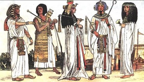 Клеопатра и древние египтяне