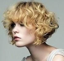 Стрижки на короткие волосы вьющиеся и кудрявые
