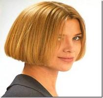 Прически на средние волосы каре