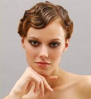 Стрижки на короткие волосы в стиле ретро