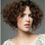 Прически на средние волосы боб