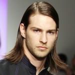 Прически на средние волосы мужские каскад, лесенка