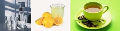 Ингредиенты для водочной маски
