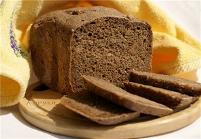 хлеб рожь