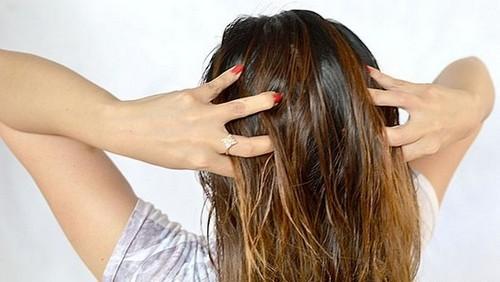 масляная маска для волос