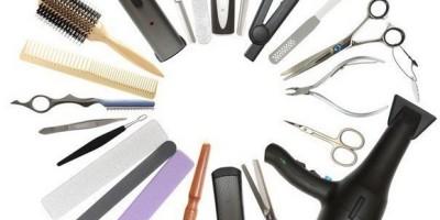 инструменты для парикмахеров