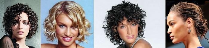 прическа на средние волосы эффект мокрых волос