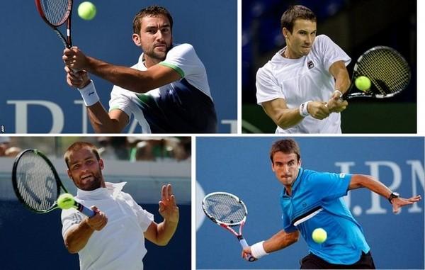Стрижка теннис