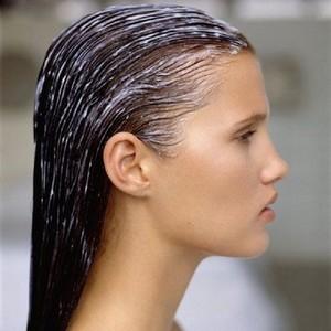Маска с кератином для волос
