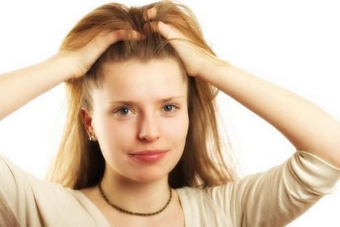 Определяем состояние волос