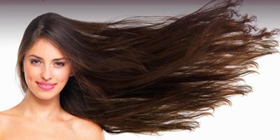 сушка волос без фена