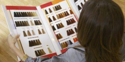 Окрашивание волос и краска для волос