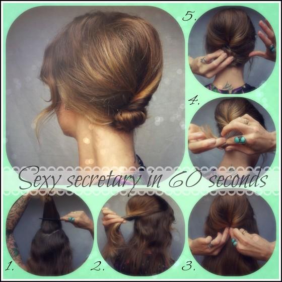 Прически на короткие волосы до плеч своими руками фото
