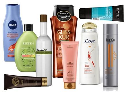 Средства для ухода за волосами летом