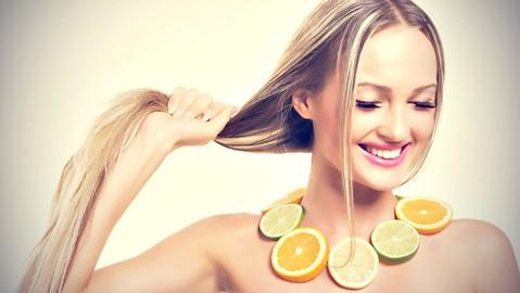 Уход за волосами летом витамины