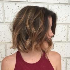 Естественное окрашивание волос тенденции мода
