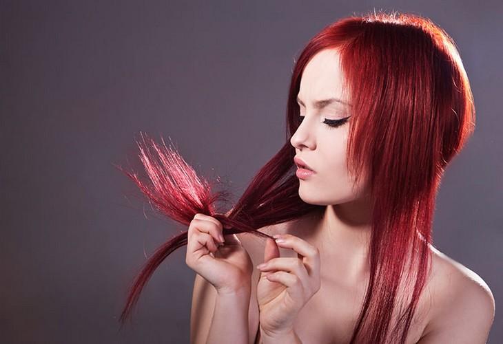 Сохраняем цвет окрашенных волос