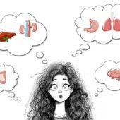 Плохие волосы как симптом болезней организма