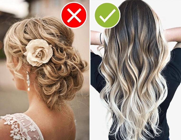 Причёски не модные сложные укладки