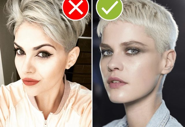 Причёски не модные стрижка пикси